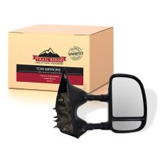 99-10 Ford SD Truck, 00-05 Excursion Man Mirror RH (TR)