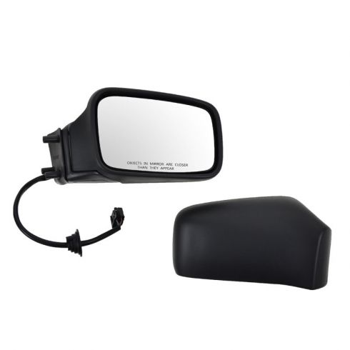 Kool Vue Power Mirror For 1998-2000 Volvo S70 Left Paint To Match Heated Folding