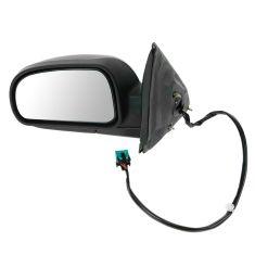 02-06 Chevy Trailblazer Power Heated Mirror LH