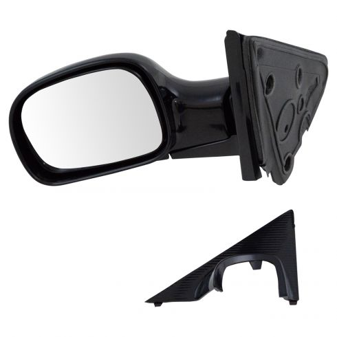 2001-07 Caravan//Voyager//Town/&Country PASSANGER RIGHT ELEC MIRROR New