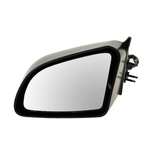 Power Side View Mirror Passenger Right RH for 88-94 Tempo Topaz 4 Door Sedan