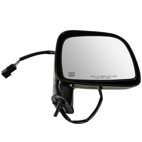 Passenger Side New Mirror for Lincoln Town Car FO1321148 1995 to 1996