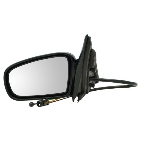Replacement Driver Side Mirror Glass for Chevy Classic Malibu//Oldsmobile Cutlass