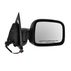 Mirror Power Heated Passenger Side