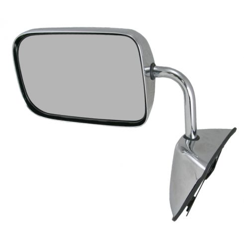 Passenger Side View Mirror Glass for 1988-1993 Dodge D250
