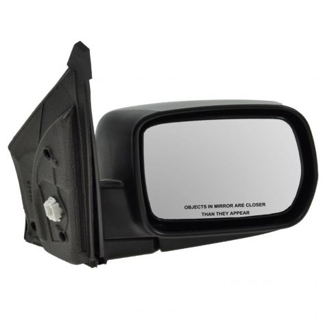 Mirror Power Heated Folding Passenger Side
