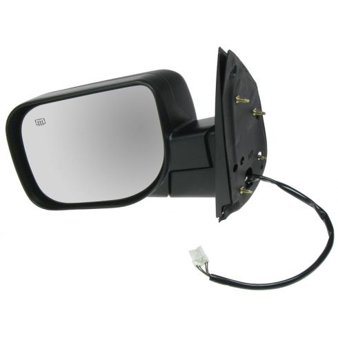 Power Heated Side View Mirror Passenger Right RH for 04-10 Armada Titan Truck