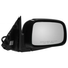 2002-06 Honda CR-V Power Mirror Textured Black Head RH