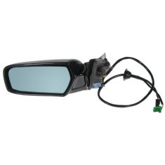 03-07 Cadillac CTS Mirror Power Heated Manual Folding PTM LH