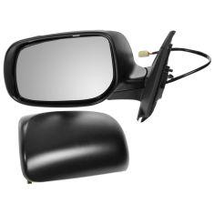 Depo 312-5421L3EB Toyota Matrix Driver Side Non-Heated Power Mirror