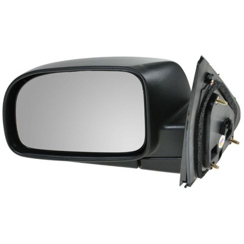 Mirror Power Heated Black Textured Passenger Right RH for Hyundai Santa Fe