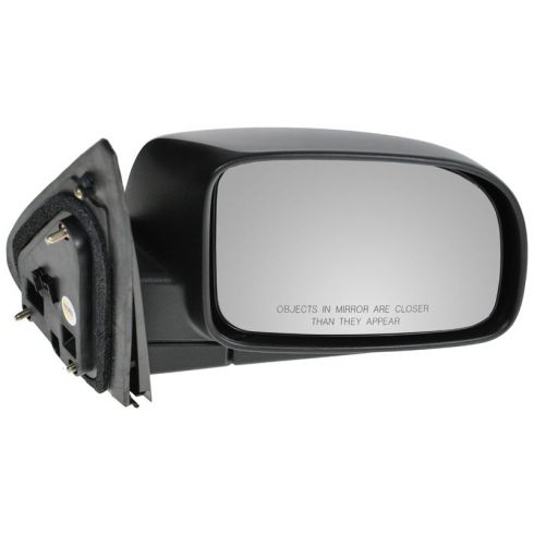 APDTY 67376 Side View Mirror Replacement Glass Fits Right OE 68003928AA Passenger-Side 2008-2012 Jeep Liberty