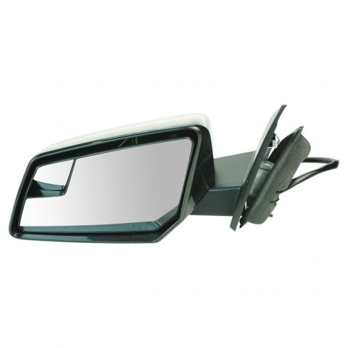 09-12 Traverse; 07-12 GMC Acadia; Saturn Outlook w/TS Power Heated PTM Mirror LH