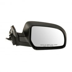 11-12 Subaru Legacy, Outback Power (w/Textured Black & PTM Covers) Mirror RH
