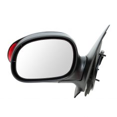 01 (from 1/23/01)-03 F150 Crew Cab Power (w/Exterior Signal) PTM Mirror LH