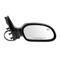 FO1320193 Mirror for 00-07 Ford Taurus Driver Side