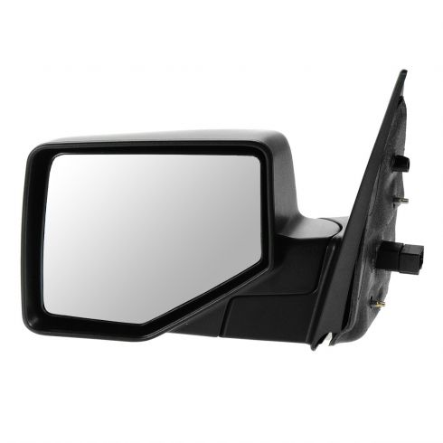 06-10 Ford Explorer Passenger Side Mirror Replacement Textured And Black