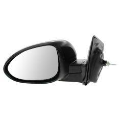 12 Chevy Sonic Manual Remote PTM Mirror LH