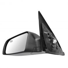 07-12 Nissan Altima Sedan; 07-11 Altima Hybrid Power, Heated, w/LED Turn Signal PTM Mirror LH