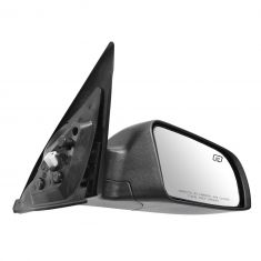 07-12 Nissan Altima Sedan; 07-11 Altima Hybrid Power, Heated, w/LED Turn Signal PTM Mirror RH