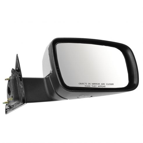 05-07 Ford Five Hundred, Mercury Montego Power, Heated, Memory w/Puddle Lamp w/Chrome Cap Mirror RH
