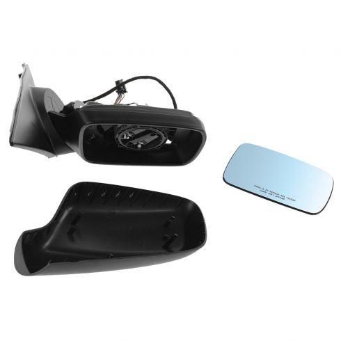 02-08 BMW 7 Series Power, Heated, w/Memory (exc Auto Dim) PTM Mirror RH