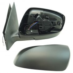 10-14 Mazda CX9 Power PTM Mirror LH