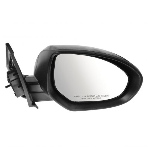 Fit System 66580M Mazda3 Driver Side Replacement Flat Mirror Fit System by K Source