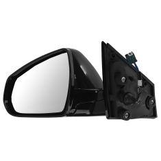 10 (before 5/25/10) Cadillac SRX Power Heated PTM Mirror LH