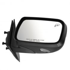 08-09 Taurus, Sable Power Heated Puddle Light PTM Mirror RH