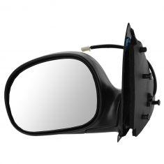 97-02 Ford F150; 98-99 F250LD Power Textured Mirror LH