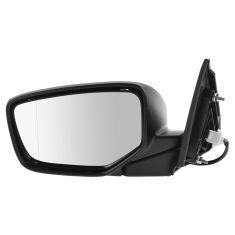 13-14 Honda Accord 4dr Power PTM Mirror LH