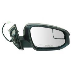 Power Mirror for 2016-2018 Toyota RAV4 USA Passenger Heated Signal Spotter Glass