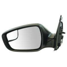 14-16 Hyundai Accent Power, Heated w/Spotter Glass PTM Mirror LH