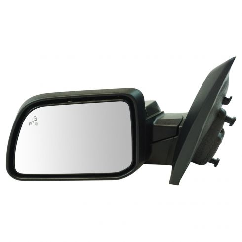 11(frm 2/8/11)-14 Ford Edge Power, Heated (w/Puddle Light & Blind Spot Alert) w/PTM Cap Mirror LH