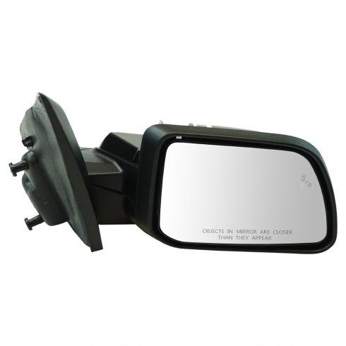 11(frm 2/8/11)-14 Ford Edge Pwr, Htd (w/Puddle Lt, Turn Signal & Blind Spot Alert) w/PTM Cap Mir RH