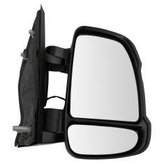 14-17 Ram Promaster Van 1500, 2500, 3500 Turn Signal Manual Textured Mirror RH
