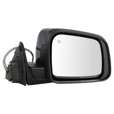 14-17 Grand Cherokee Power Folding, Power, Heated, Hsg Mtd LED TS w/Aspheric Glass PTM Mirror RH