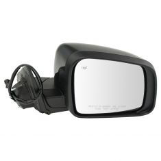 11-17 Dodge Durango Power, Heated, Memory (w/Housing Mounted LED Turn Signal) PTM Mirror RH