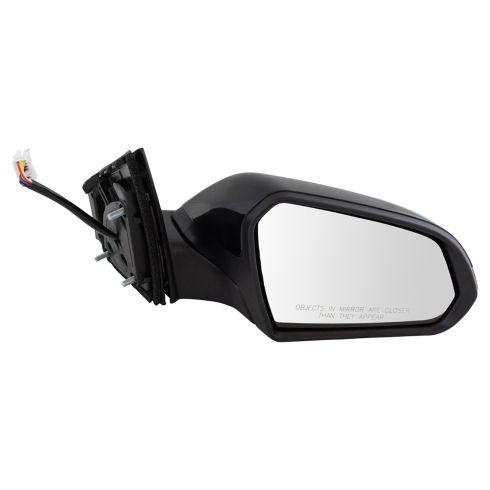 Mirror Glass For 15-17 Hyundai Sonata Passenger Side Replacement