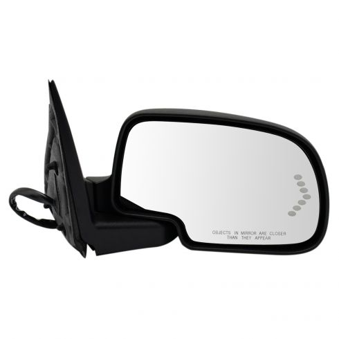 03-07 GM Full Size PU, SUV Power Folding Heated Memory Turn Signal PTM Mirror RH