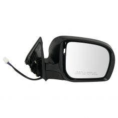 11-13 Subaru Forester Power Heated Signal PTM Mirror RH