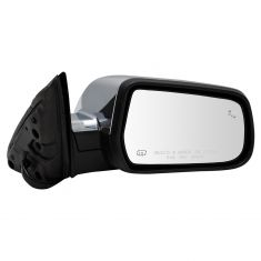 16-17 Chevy Equinox, GMC Terrain Power, Heated, Memory w/Blind Spot Indicator & Chrome Cap Mirror RH