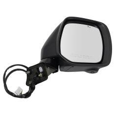 11-14 Quest Power, Heated w/Mem, Turn Sig, Blind Spot, Camera, Manual Folding w/PTM Cover Mirror RH