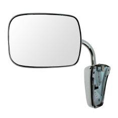 73-91 Blazer Manual Mirror Stnlss LH & RH (Dorman)