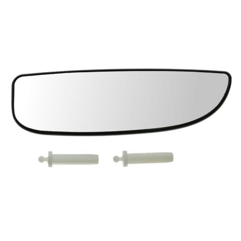 Dorman Manual Power Mirror Glass RH Right for Excursion F250 F350 F450 F550