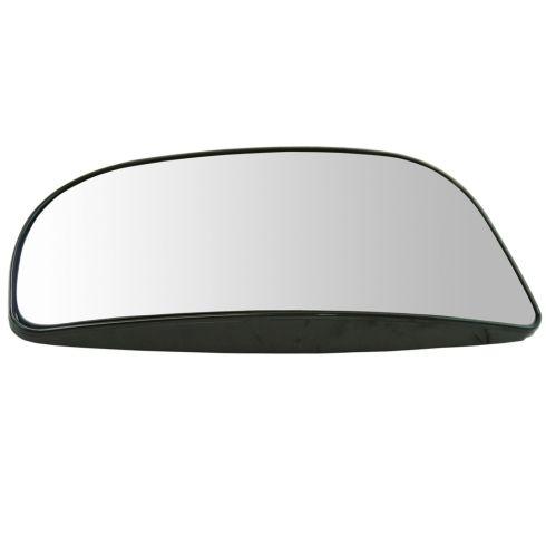 10-11 Dodge Ram 1500-5500; 12-16 Ram 1500-5500 w/OE Towing Mirror Lower Spotter Glass w/Backing RH