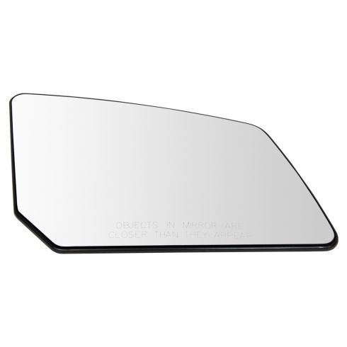 Mirror Glass 07-10 CHEVY GMC Passenger Side HEATED NEW