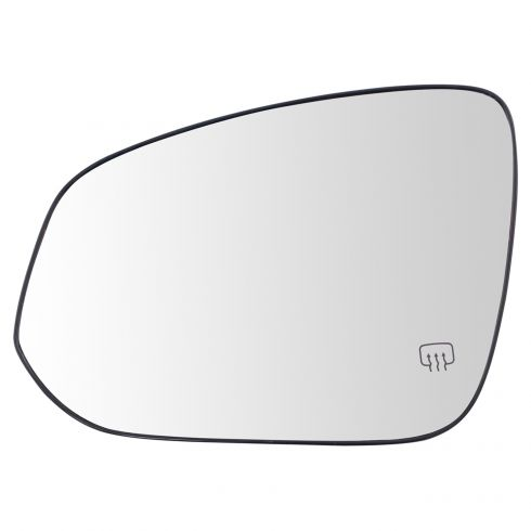 FOR 2014-2018 TOYOTA HIGHLANDER FACTORY STYLE SIDE MIRROR GLASS HEATED RIGHT RH
