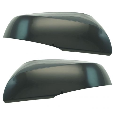 16-17 Toyota Tacoma (w/Turn Signal on Mirror) (w/AM & OE Type Mirror) Clip on PTM Mirror Cap Pair